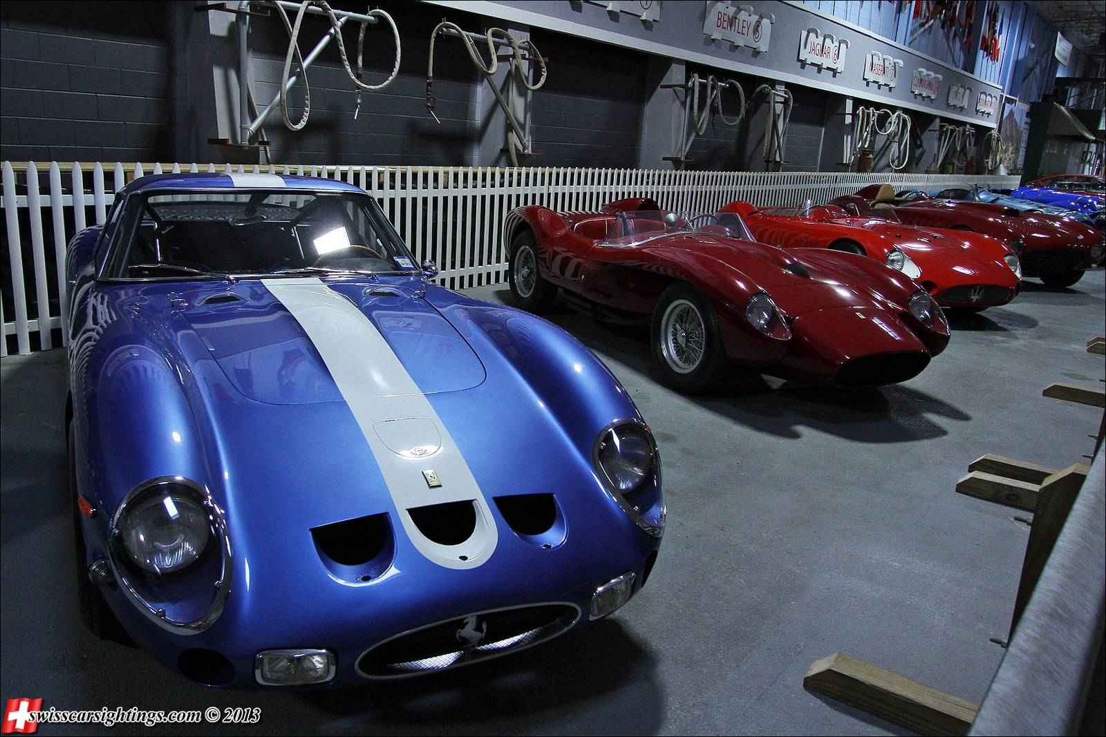 Gallery Simeone Foundation Automotive Museum Gtspirit