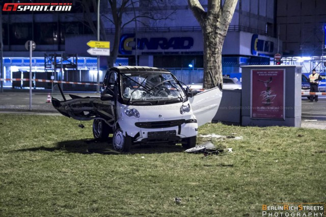 Crash in Berlin