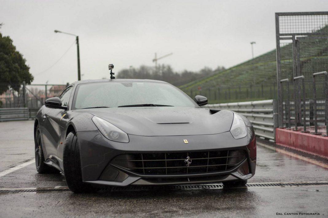 Photo of the Day: Ferrari F12 at Imola Racetrack