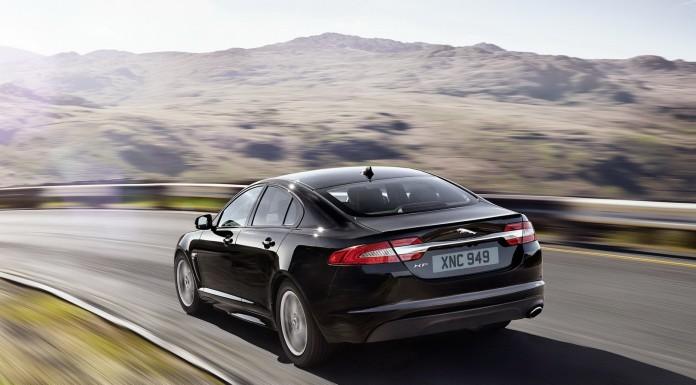 Official: Jaguar XF R-Sport
