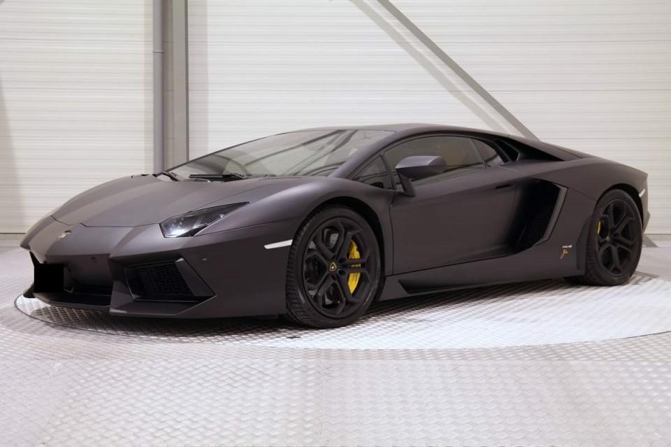 Afrojack S Infamous Lamborghini Aventador Up For Sale Gtspirit