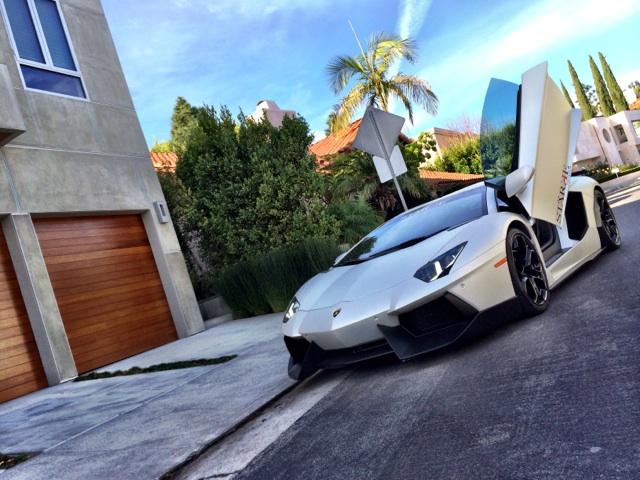 Starke Kollectiv Lamborghini Aventador