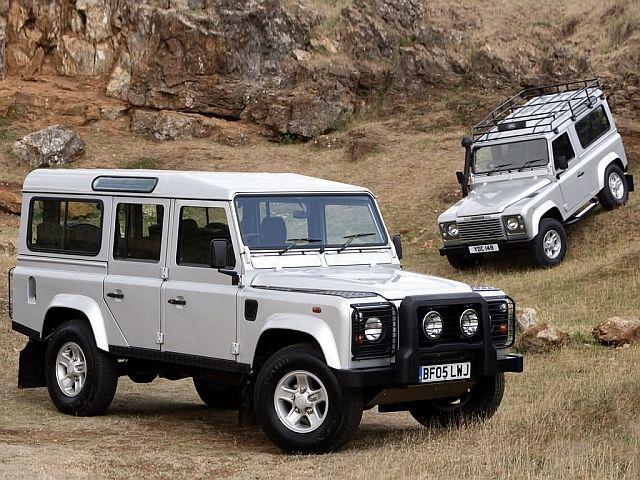 Design Finalised for Next-Generation Land Rover Defender