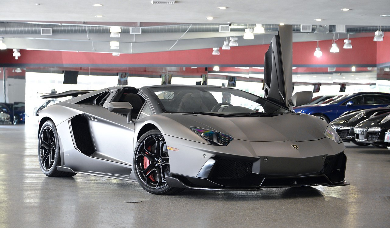 for sale liberty walk lamborghini aventador roadster. Black Bedroom Furniture Sets. Home Design Ideas
