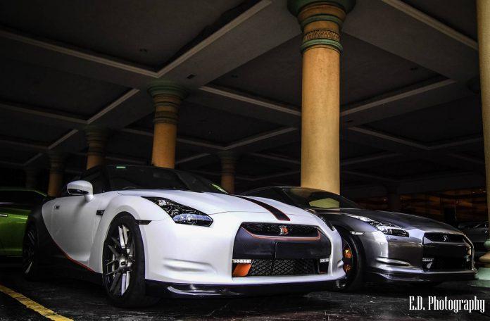 Nissan GT-R Annual Dinner