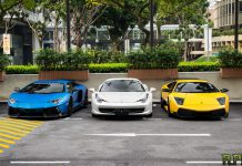 2014 Exotics Car Club CNY Gathering