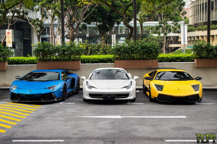 2014 Exotics Car Club CNY Gathering