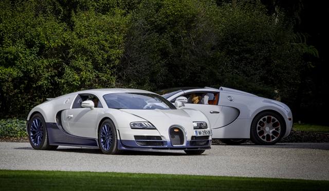 Gallery: Bugatti-Spotting in Molsheim by Stéphane Heiligenstein