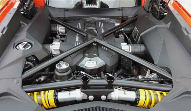 Lamborghini Aventador by Misha Designs Up For Sale