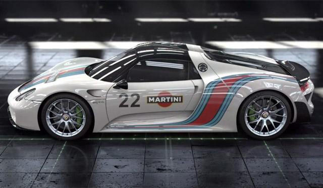Porsche Talks About the 918 Spyder With Weissach Package