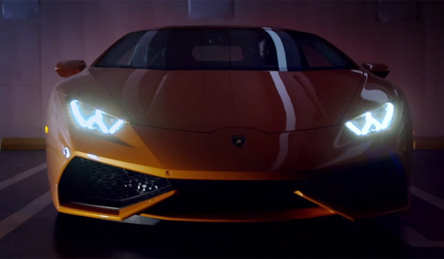 Official Trailer Lamborghini Huracan Released