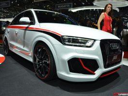 ABT RS Q3 at the Geneva Motor Show 2014