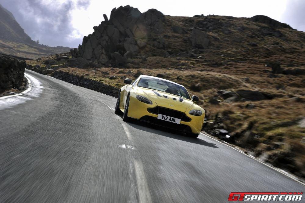 Aston Martin Gas Pedal Drama Spreads Worldwide