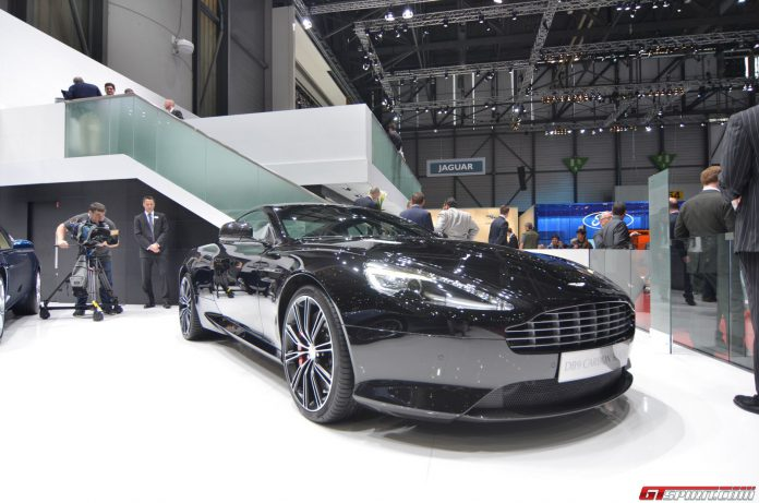 New Aston Martin DB9 Launching in 2016 as Part of New Range