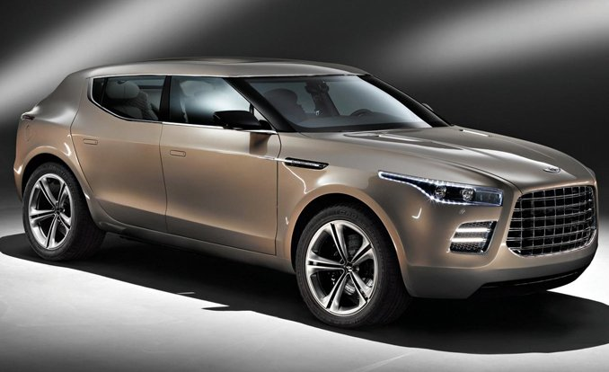 Aston Martin SUV Could Use Mercedes-Benz GL Platform