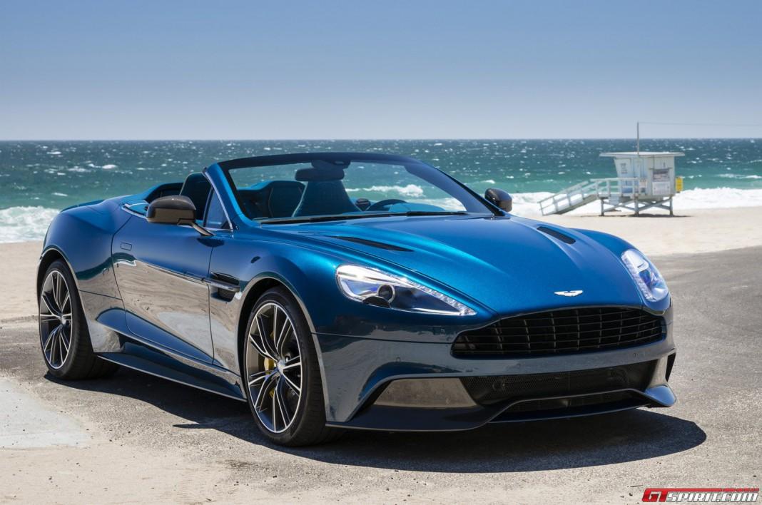 Future Aston Martins Won't Receive AMG Badging