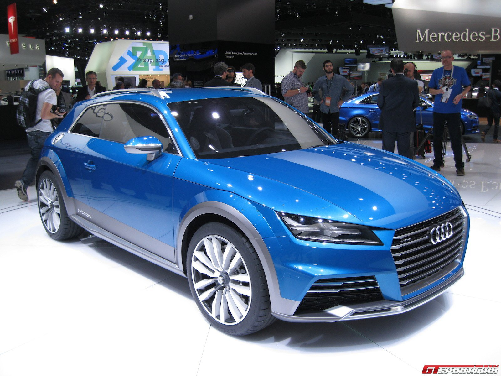 new audi tt could spawn off road and lightweight versions gtspirit. Black Bedroom Furniture Sets. Home Design Ideas