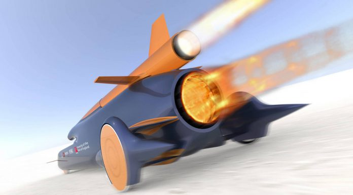 Behind the 1000mph Bloodhound SSC