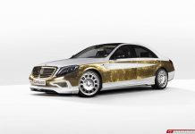 Official: Carlsson CS50 Versailles