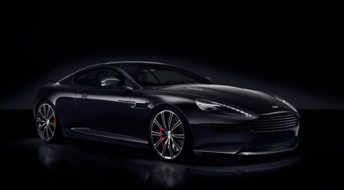 Aston Martin DB9 Carbon Black & Carbon White Editions