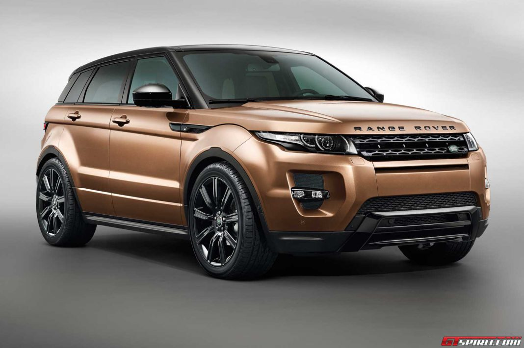 Indian Production for 2014 Range Rover Evoque Confirmed