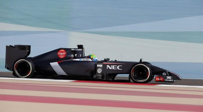 F1 Pre-Season Testing Bahrain