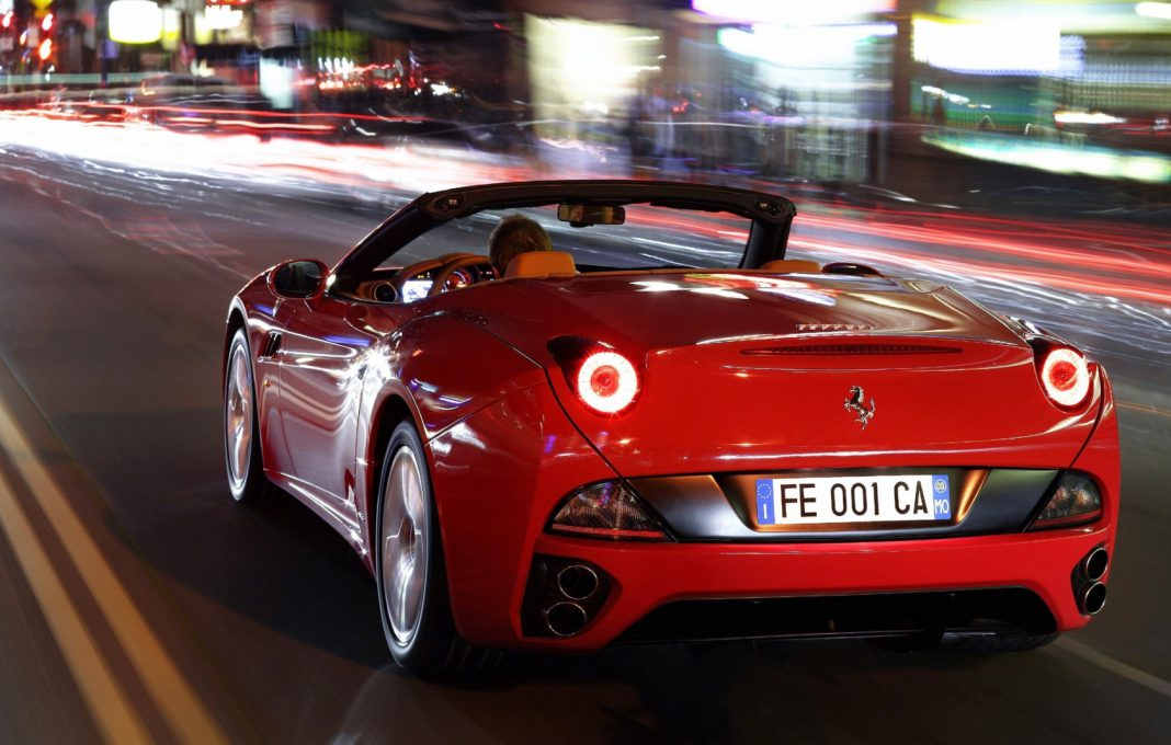Upcoming 2015 Ferrari California to Feature F12 Inspired Styling