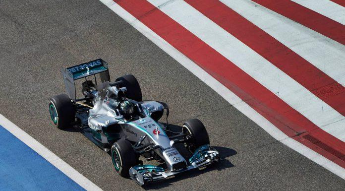 Mercedes Petronas