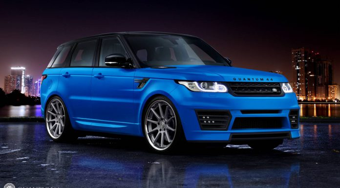 Official: 2014 Range Rover Sport by Quantum44