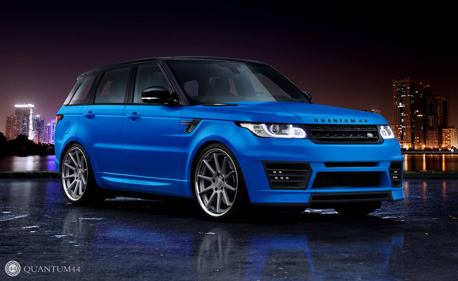 Official 2014 Range Rover Sport By Quantum44 Gtspirit