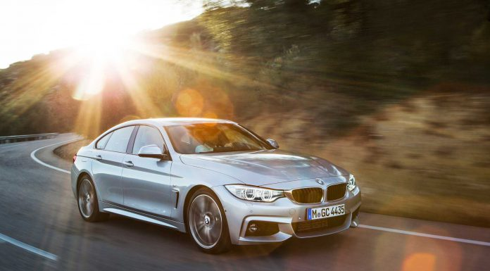 2015 BMW 4-Series Gran Coupe Pricing Announced