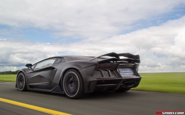 Mansory Carbonado GTspirit First Impression