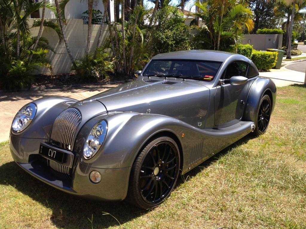 Richard Hammond Cars: Richard Hammond's Former Morgan Aeromax For Sale In