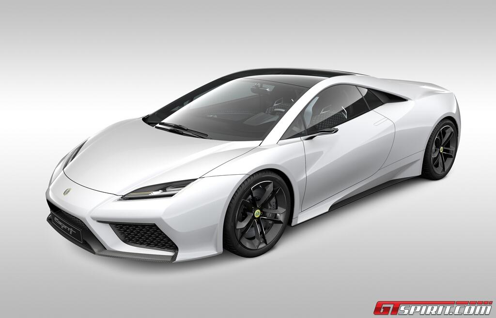 Modern-Day Lotus Esprit Still a Possibility