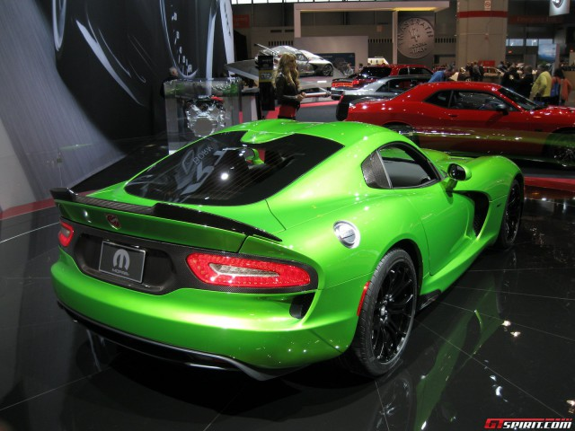Highlights of Chicago Auto Show 2014