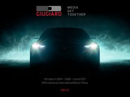 Italdesign Giugiaro Teases New Concept for Geneva Motor Show 2014