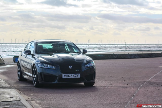 Jaguar XFR-S Road Test
