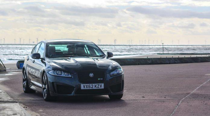 Jaguar XFR-S Road Test