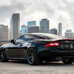 Black Jaguar XKR by Exclusive Motoring