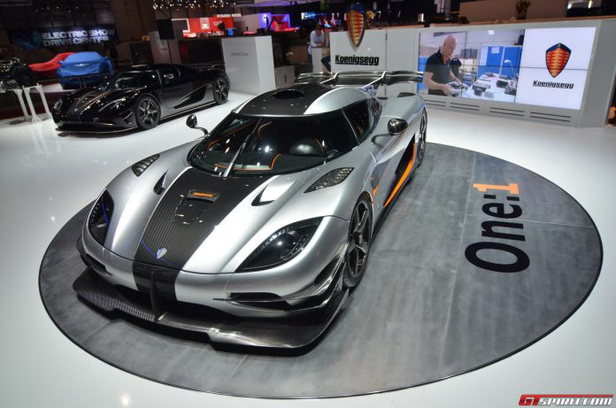 Koenigsegg could use electric all-wheel drive