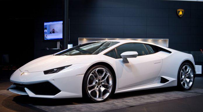 Lamborghini Huracan in The Netherlands