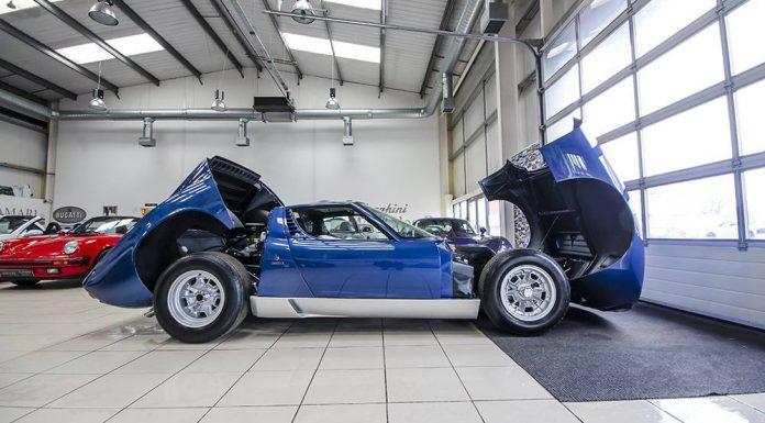 For Sale: 1971 Lamborghini Miura S with SV Specs