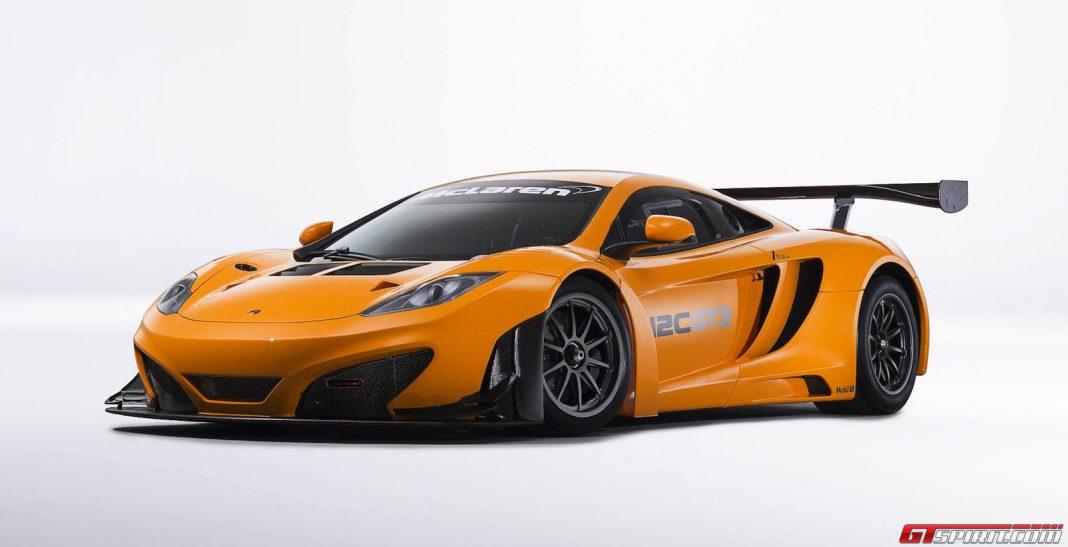 McLaren 12C GT3 Confirmed for Bathurst 12 Hour Debut