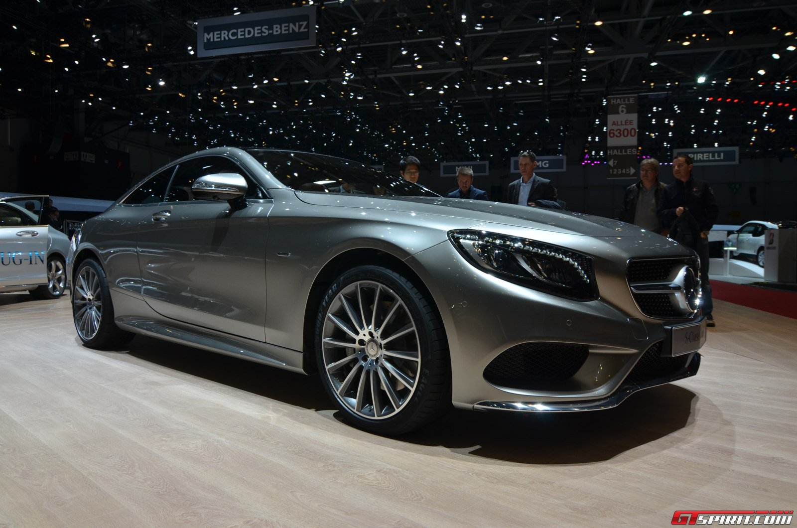 geneva 2014 mercedes benz s 500 coupe gtspirit
