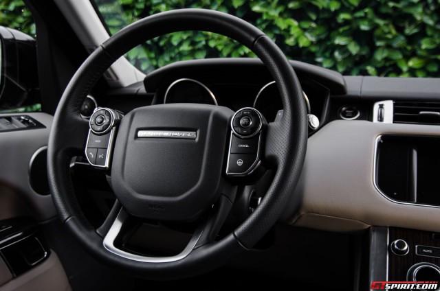 2014 Range Rover Sport Tdv6 Review Gtspirit