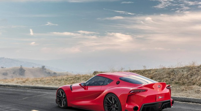 Toyota Supra Name Being Re-Patented