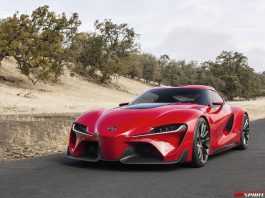 Toyota Supra concept coming next year