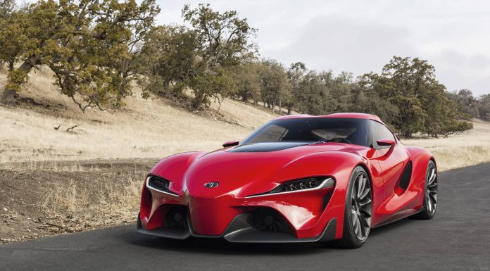 Toyota FT-1 Said to Have Been Confirmed as Next-Gen Toyota Supra