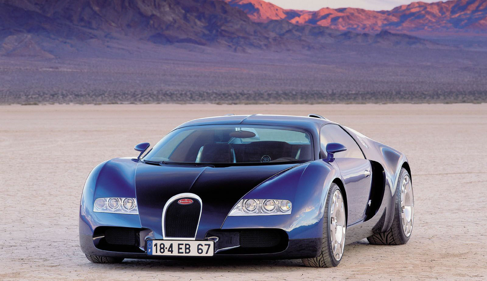 one off bugatti veyron eb 18 4 concept coming to salon. Black Bedroom Furniture Sets. Home Design Ideas