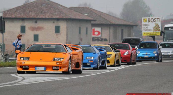 Incredible Italian Motori & Sapori Supercar Gathering